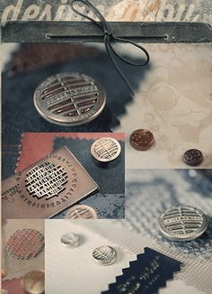 DENIM ACCESSORIES-LEATHER BADGE-HANGTAG-BUTTON & RIVET-SWING TAG-LABEL AND TAG- PACKAGE-FASHION GRAPHIC DESIGN-TRIM-JEANS DETAIL-INDIGO-SALVEDGE-SANFORIZED-UNION MADE