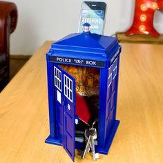 Dr Who Tardis Smart Safe want