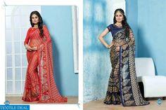 Shop now Mansarovar Divyanshi Brasso Fabrics Sarees Catalogs Collection with Affordable Rate#TextileDeal #WomensFashion #Sarees #SareesCollection