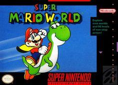 Super Mario World (Super Nintendo)  Nintendo, 1990