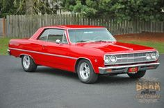 1965 CHEVY CHEVELLE