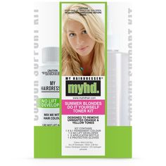Toner Kit — My Hairdresser Online