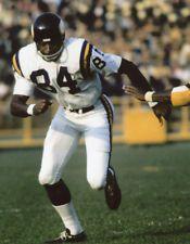 Gene Washington Minnesota Vikings 1967-72 and Denver Broncos 1973.