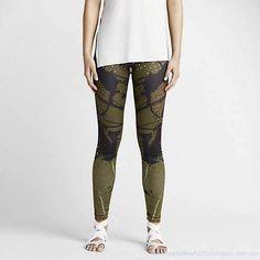 100% Auth Nike NikeLab x JFS Printed Training Tights sz XS  718686 331    140. Nike StorePrinted LeggingsFitness ... d47a964e080