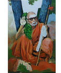 Painting by Mr. GANGADARAN .. KUMBAKONAM ...