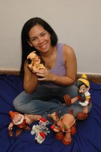 Marisol rosemary and their works