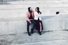 J'aime tout chez toi - French couple from Paris - Alice & js Fashion Couple, Dressed To Kill, Paris, French Fashion, Bff, Alice, Fashion Tips, Fashion Trends, Street Style