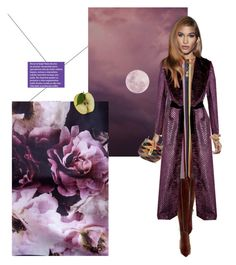 IN THE AIR TONIGHT by zootzoot on Polyvore featuring polyvore, fashion, style, Marco de Vincenzo, Marios Schwab, Sergio Rossi, Chloé, FOSSIL, LowLuv, Gurhan and KathKath Studio