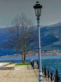 Ιωαννινα Greek Isles, Winter Destinations, Greece Travel, Cn Tower, Island, Explore, City, Building, Places