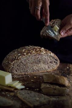I am totally blown away at how easy and how good this easy crusty whole wheat bread turned out. By no means I am a bread expert but because I have been wanting to start making bread from scratch for the longest I can remember this wS just the perfect recipe to start with. Even my kids could make this it is so easy!