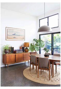 Contemporary Home Decor, Modern Interior Design, Bohemian Interior, Modern Bohemian, Retro Home Decor, Diy Home Decor, Home Decoration, Design Scandinavian, Vintage Interiors