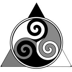 Triumvirate Council Triskelion Seal
