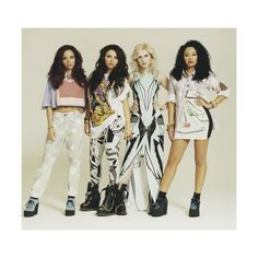 Last.fm ❤ liked on Polyvore featuring little mix