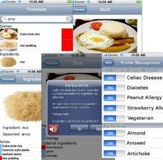 Traveling with food allergies? There's an app for that - Health & Families - Life and Style - The Independent