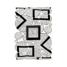 Chanel Café Society Bubbles watch (=)