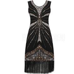 1920s-Flapper-Dress-Gatsby-20s-Sequin-Roaring-Charleston-Fancy-Costume-FN1958