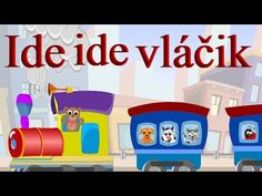 Ide ide vláčik + 12 pesničiek | Zbierka | 18 minútový mix | Slovenské detské pesničky - YouTube Kids Songs, Karaoke, Games For Kids, Preschool, Youtube, Children, Creative, Preschools, Boys