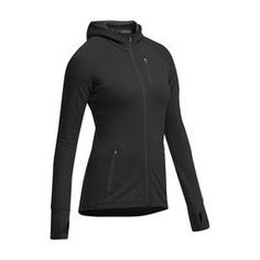 Quantum Long Sleeve Zip Hood - Women s 74229830bc20