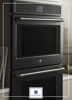 Building on the success of our Slate finish introduced in 2012, we are offering our new Black Slate finish exclusively on select GE Café models. The simplicity of the surface allows the color and design to be the focus.