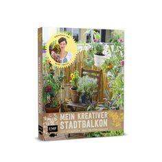 Ein bunter Balkon mitten in der Stadt - was kann es Schöneres geben? Endlich eigene Kräuter, knackige Salat und aromatische Tomaten! Dass das auch auf kleinstem Raum möglich ist, beweise ich euch mit vielen Ideen für einen kreativen Stadtbalkon. Von der Grundausstattung, der Standortwahl bis hin zur richtigen Ernte führe ich euch als Garten Fräulein einmal komplett durch´s Balkonjahr. Euer Balkon wird so zu eurem neuen Lieblingszimmer des Sommers! Die DIY...