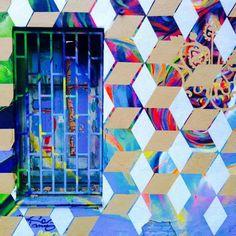 La ventana indiscreta #arteurbano by bertsiles