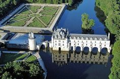 Chenonceaux, France. Check!
