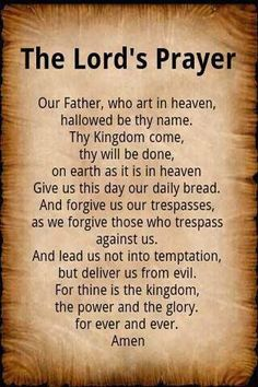 Amen amen & amen...so calming that prayer is..so centering..