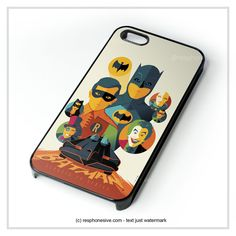 Batman Classic Series iPhone 4 4S 5 5S 5C 6 6 Plus , iPod 4 5 , Samsung Galaxy S3 S4 S5 Note 3 Note 4 , HTC One X M7 M8 Case