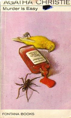 Murder is Easy by Agatha Christie by The Woman in the Woods, via Flickr
