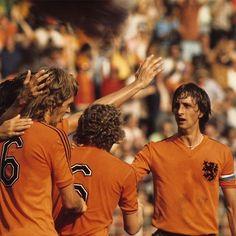 Afbeeldingsresultaat voor nerderlands elftal jaren 70