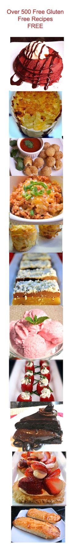 627 Free Gluten Free Recipes at http://www.momwhatsfordinnerblog.com #glutenfree #recipe #easy #recipes