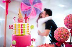 Festa Surpresa da Taciele Alcolea - Tema Doces - Debuteen - O Blog da Debutante  Festa Doce - Taciela Alcolea #festade15anos #debuteen #debutantes #temas #doces #tacielealcolea