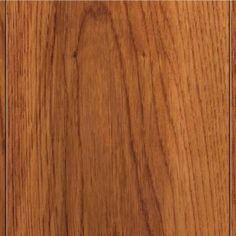 Home Legend High Gloss Oak Gunstock 3/4 in. Thick x 4-3/4 in. Wide x Random Length Solid Hardwood Flooring (18.70 sq. ft. / case)-HL110S - 4.98/sqft