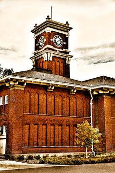 Bryan Hall at Washington State University