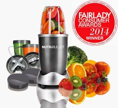 The Life's Way: NutriBullet  - Blends an instant dose of health