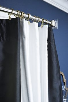 How To Use Curtain Clips Hang Curtains