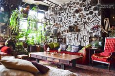 Dying to stay here!!! The House of Collection-W'burg Loft in Brooklyn