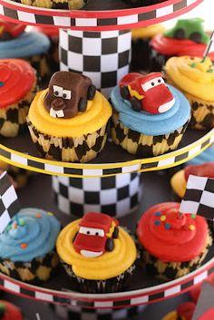 Patty Cakes Bakery: Cars themed birthday