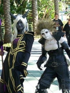 World of Warcraft Cosplay - The Undead costume is awesome