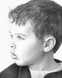 Drawing A Drawing 365 : Photo Pencil Art Drawings, Realistic Drawings, Art Drawings Sketches, Cute Drawings, Colored Pencil Portrait, Color Pencil Art, Simple Portrait, Portrait Art, Painting People