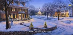 """""""Home For The Holidays"""" (by Darrell Bush)"""
