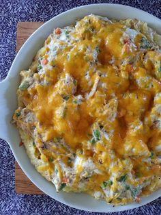 Grandma's Heirloom Country Chicken Casserole | AllFreeCasseroleRecipes.com