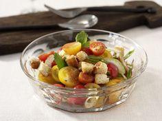 Spanischer Tomatensalat - Tapas Rezepte - 30 - [ESSEN & TRINKEN]