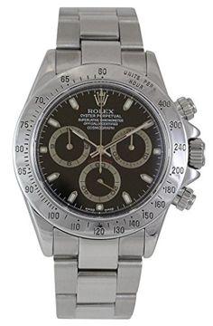 d7624e31039 Rolex Cosmograph Daytona Steel Men s Watch 116520 ROLEX D...… Rolex  Cosmograph Daytona