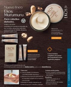 Natura Cosmetics, Beauty Makeup, Hair Beauty, Perfume, Tips Belleza, Belleza Natural, Aesthetic Wallpapers, Body Care, Pure Products