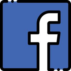 App Icon Design, Logo Design, Simbolos Do Facebook, Facebook Logo Transparent, Snapchat Icon, App Anime, Cute App, App Covers, App Logo