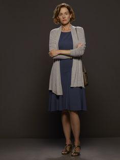 Penelope Ann Miller as Eve Carlin on American Crime