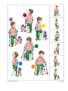 Libro de atención Visual Perception Activities, Brain Activities, Activities For Kids, Preschool Math, Preschool Worksheets, Sequencing Cards, Grammar Worksheets, Literacy Skills, Social Stories