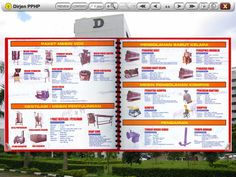 Katalog Alsintan (inside page)