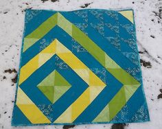 Created by SweetBoaterChick for Print Publications Project QUILTING Challenge–A Closer Look Part 1 #projectquilting #pq #quilt
